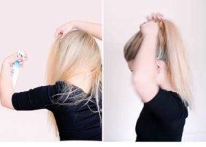 Uzun Saç Topuz 1