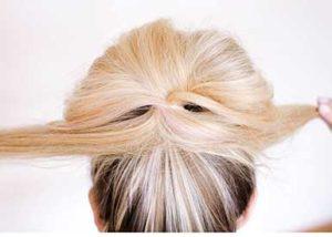 Uzun Saç Topuz 5