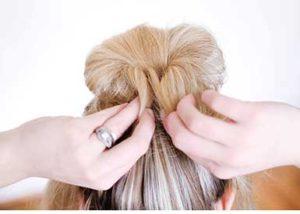 Uzun Saç Topuz 6