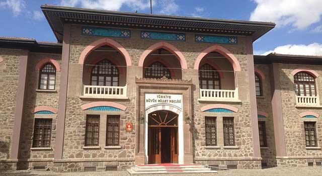 Ankara TBMM Binası