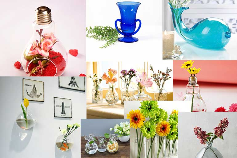 İlginç Vazo Modelleri