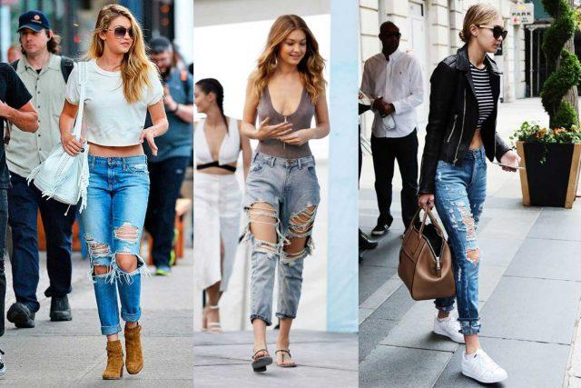 2018 Jean Pantolon Modelleri