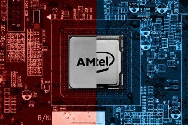 AMD Intel İşlemci
