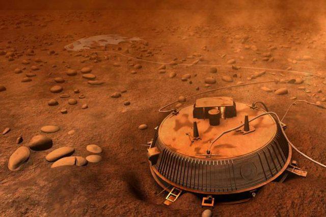 Titan'da Hayat Olma İhtimali