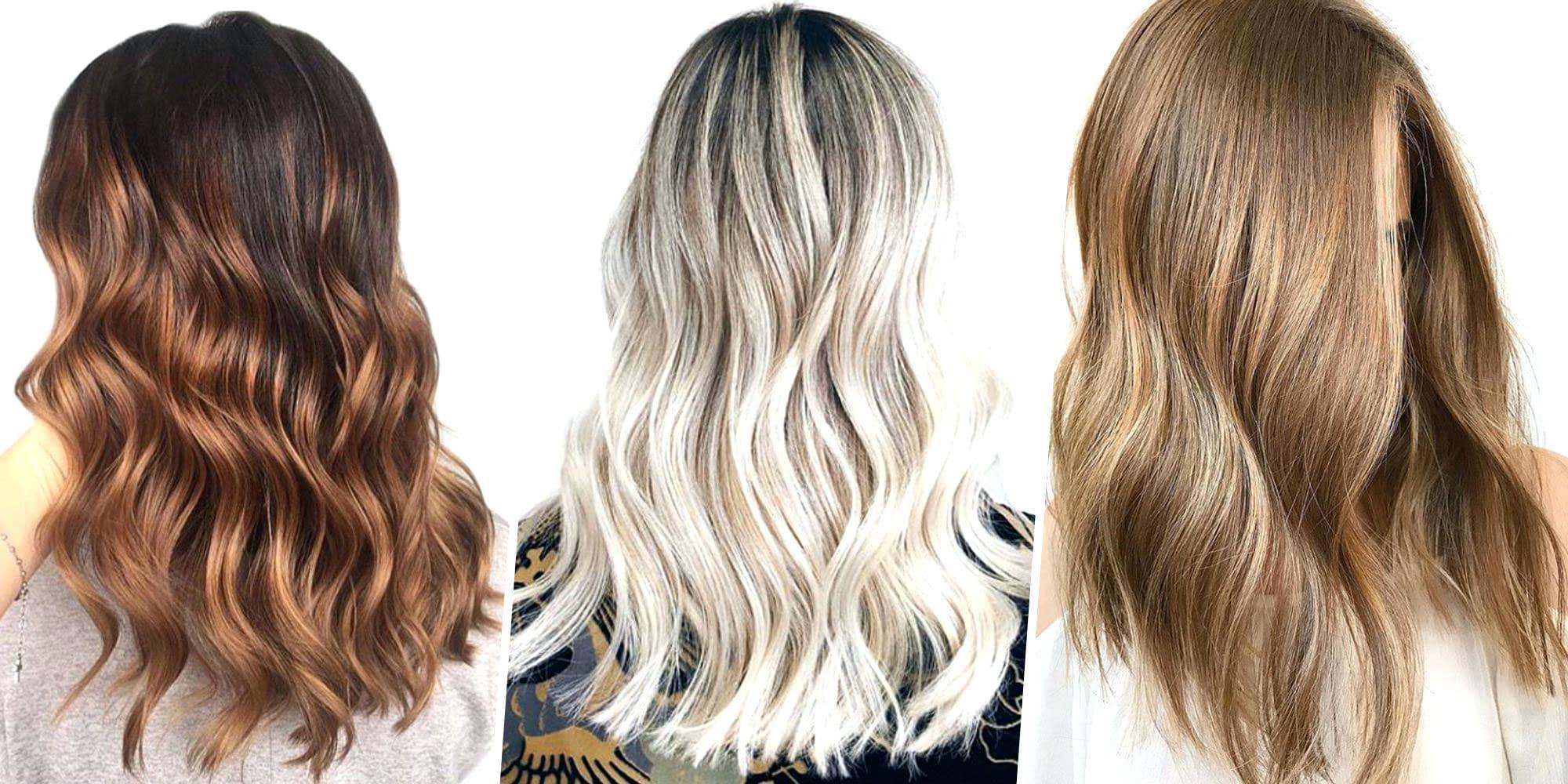 2018 İlkbahar/Yaz Saç Renkleri