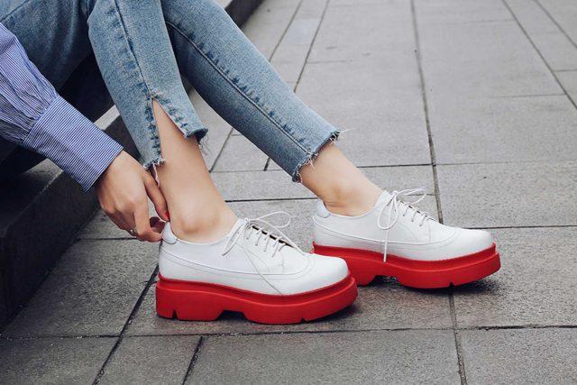 2018 Trend Ayakkabıları