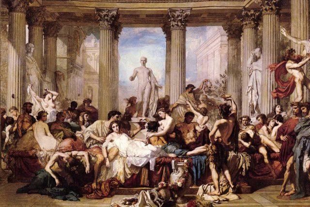 Antik Roma'da Kölelik