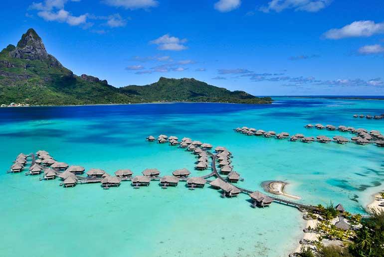 Bora Bora (Fransız Polinezyası)