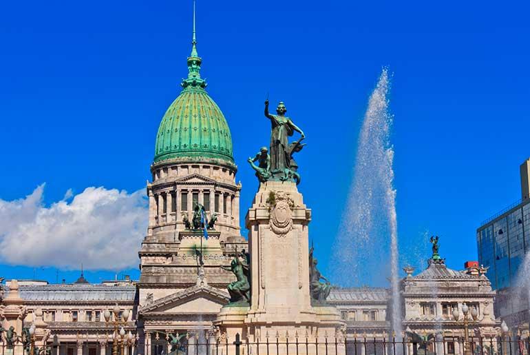 Büyük Ülkeler Arjantin