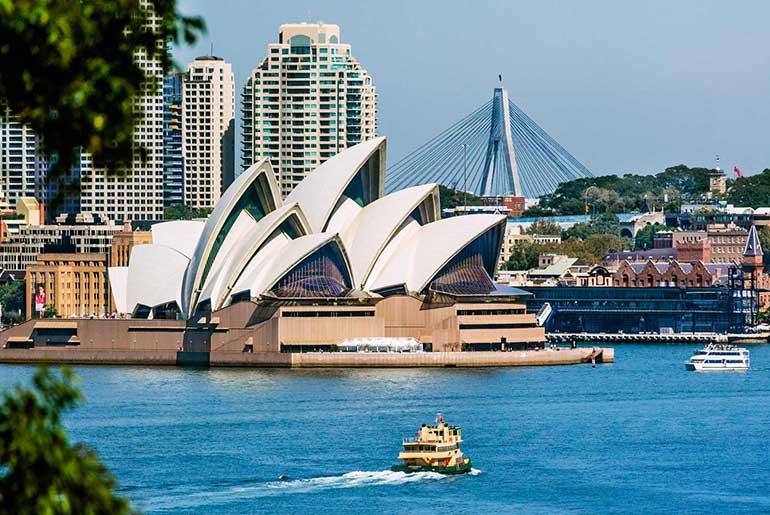 Büyük Ülkeler Avustralya