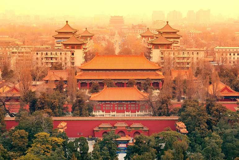 Büyük Ülkeler Çin