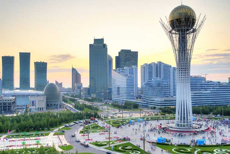 Büyük Ülkeler Kazakistan
