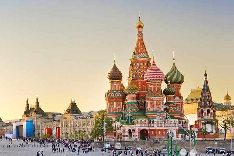 Büyük Ülkeler Rusya