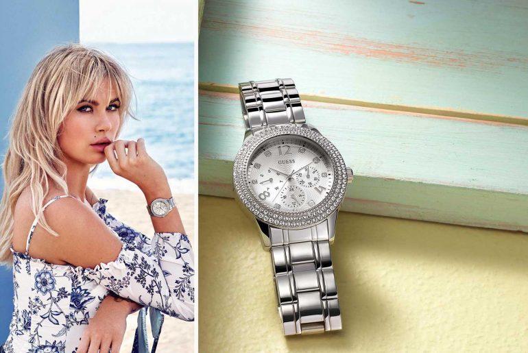 Guess 2018 Yılı Kadın Saat Modası