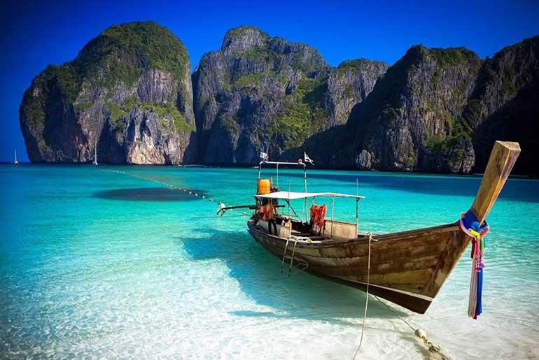 Koh Phi Phi Sahili (Tayland)