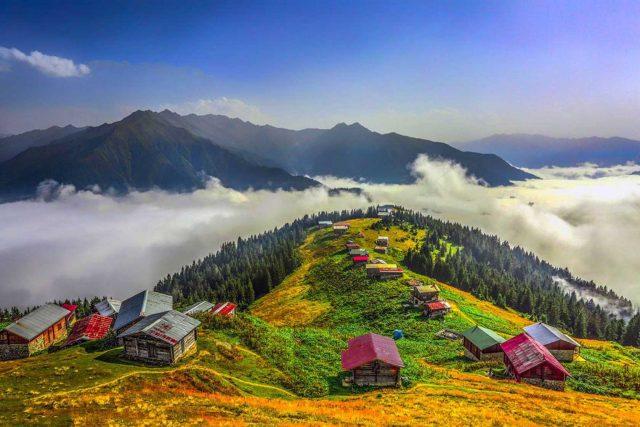 Köy Tatili Sevenlere Türkiye'nin En Güzel 20 Köyü