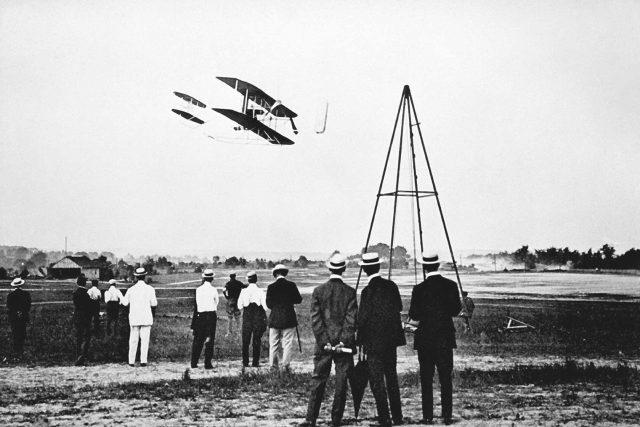 Motorlu Uçağı Kim İcat Etti Wright Kardeşler