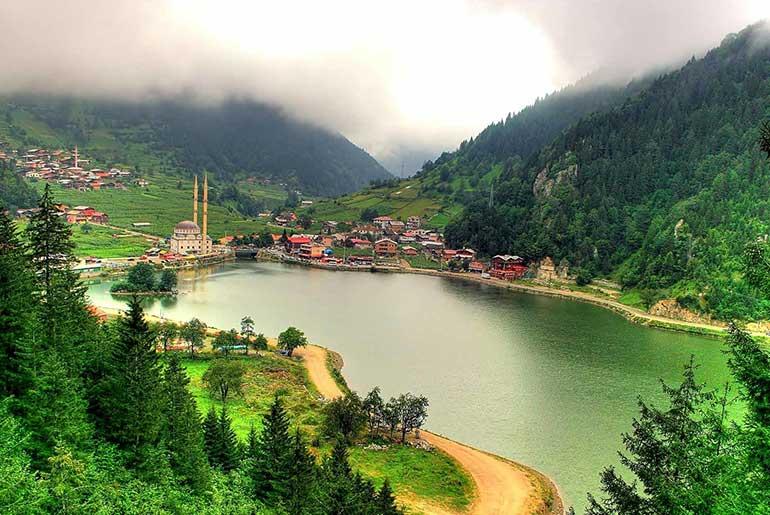 Uzungöl, Çaykara / Trabzon