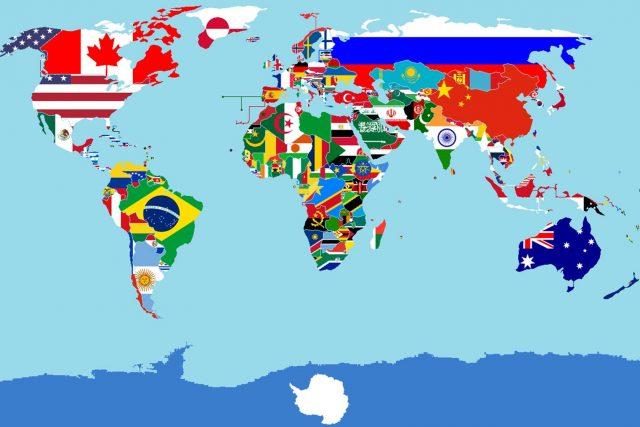 Yüzölçümü En Büyük Ülkeler