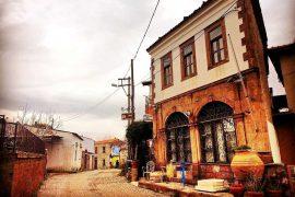 Eski Yeniçeri Köyü: Küçükköy (Yeniçarohori)