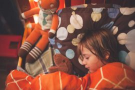 Bebeklerde Gece Uykusu Terörü