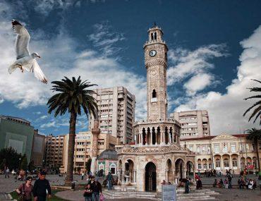 İzmir'de Görülmesi Gereken Yerler