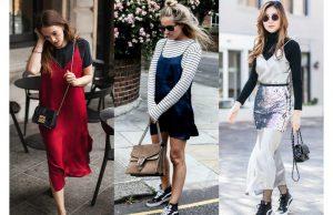Slip Elbiseler 2018 Yazında da Çok Moda