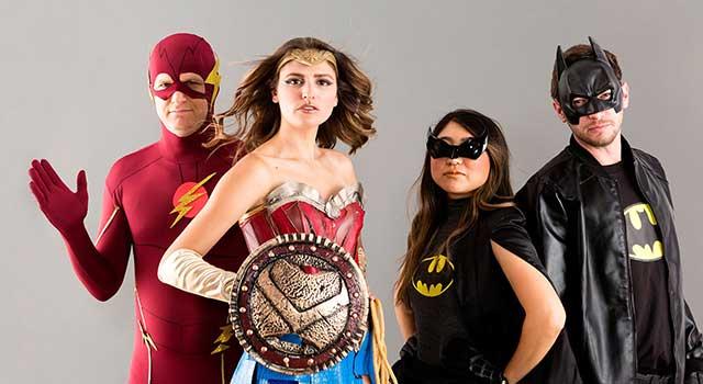 Cadılar Bayramı Kostümleri Süper Kahramanlar