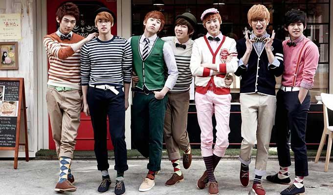 Güney Kore Erkekleri