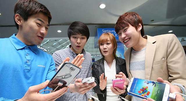 Güney Kore İnternet Hızı