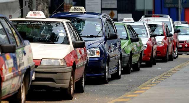Güney Kore Taksi