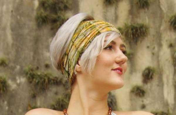 Hippi Saç Bandı