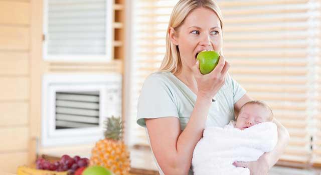 Kolik Bebek Annelerinin Beslenmesi
